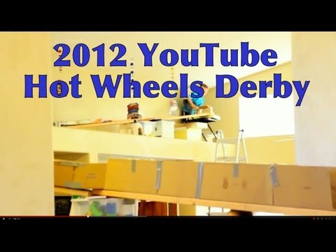 2012 YouTube Hot Wheels Derby Results