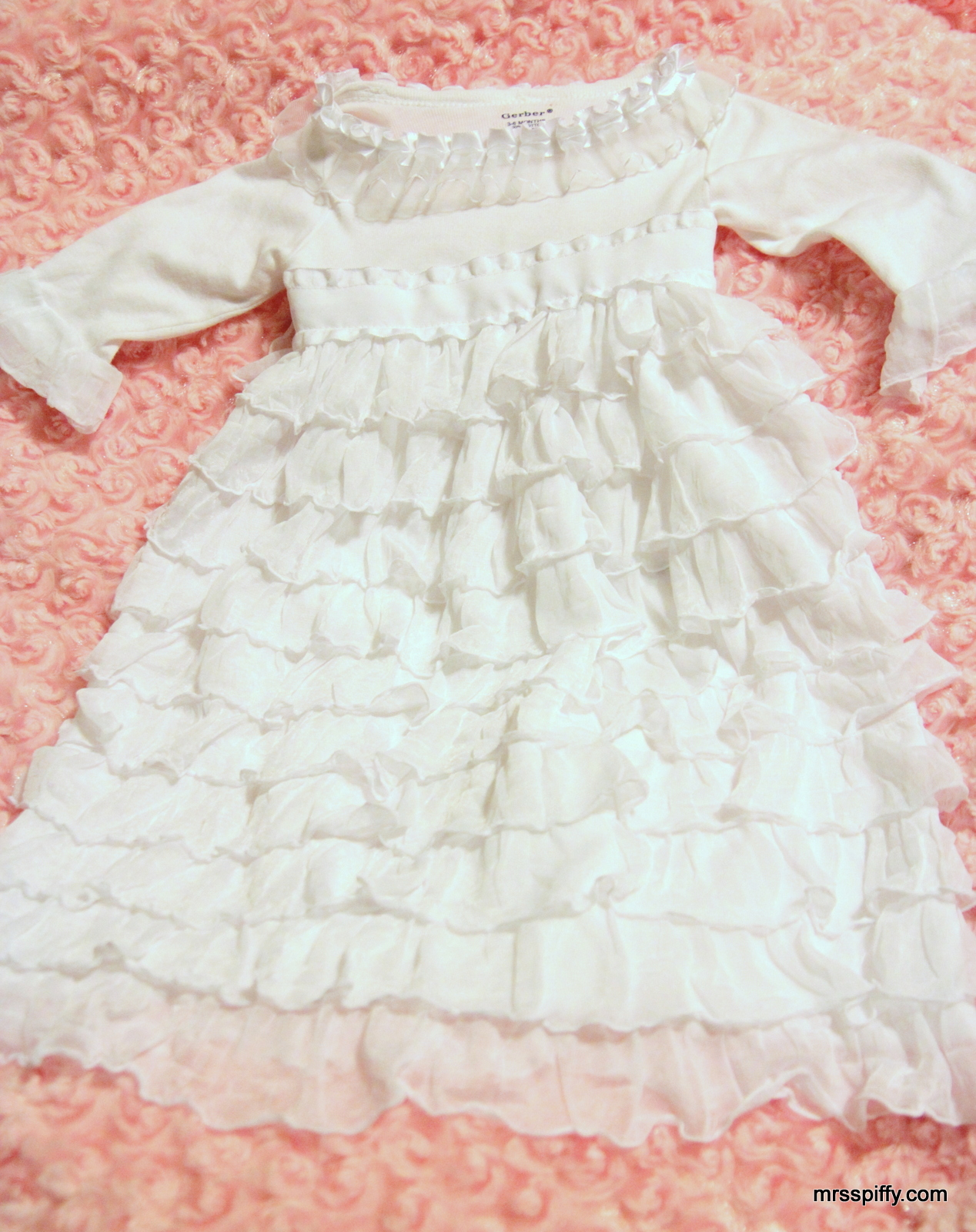 Easy and Beautiful Baby Blessing Dress