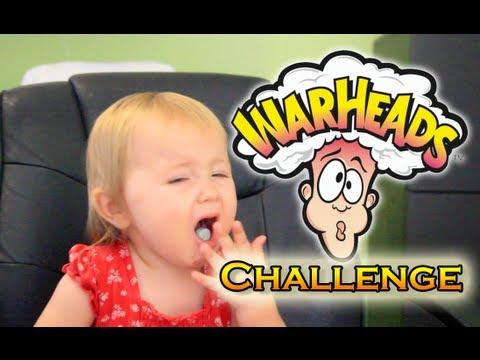 Warheads Challenge
