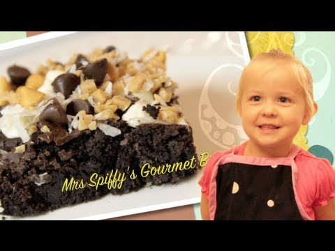 Easy Gourmet Brownies