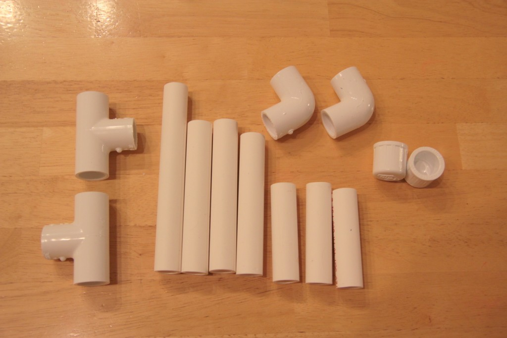 Marshmallow Shooter Parts