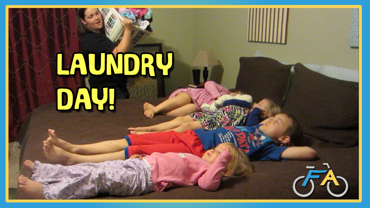 4 Tips To Teach Young Kids How To Do The Laundry