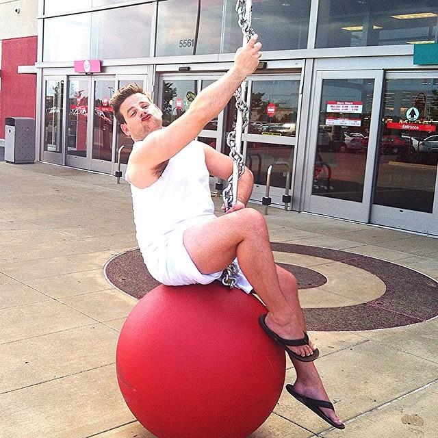 @culligan targetballing wrecking ball