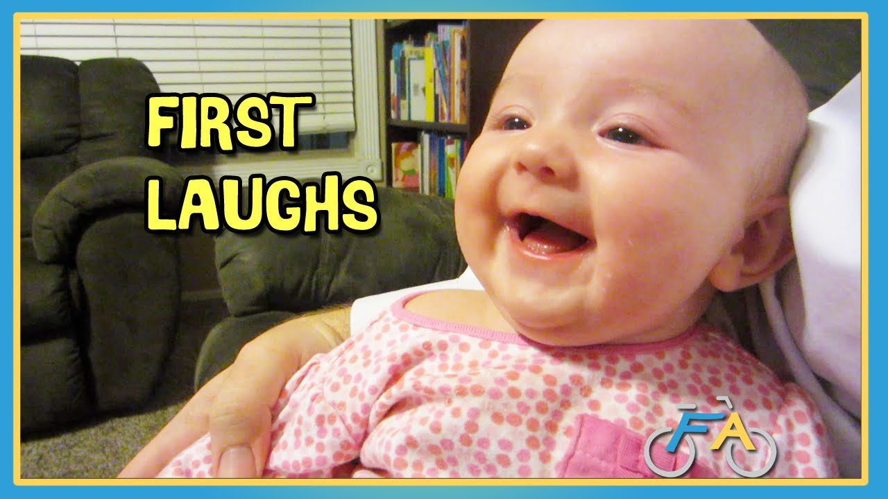 BABY'S FIRST LAUGH