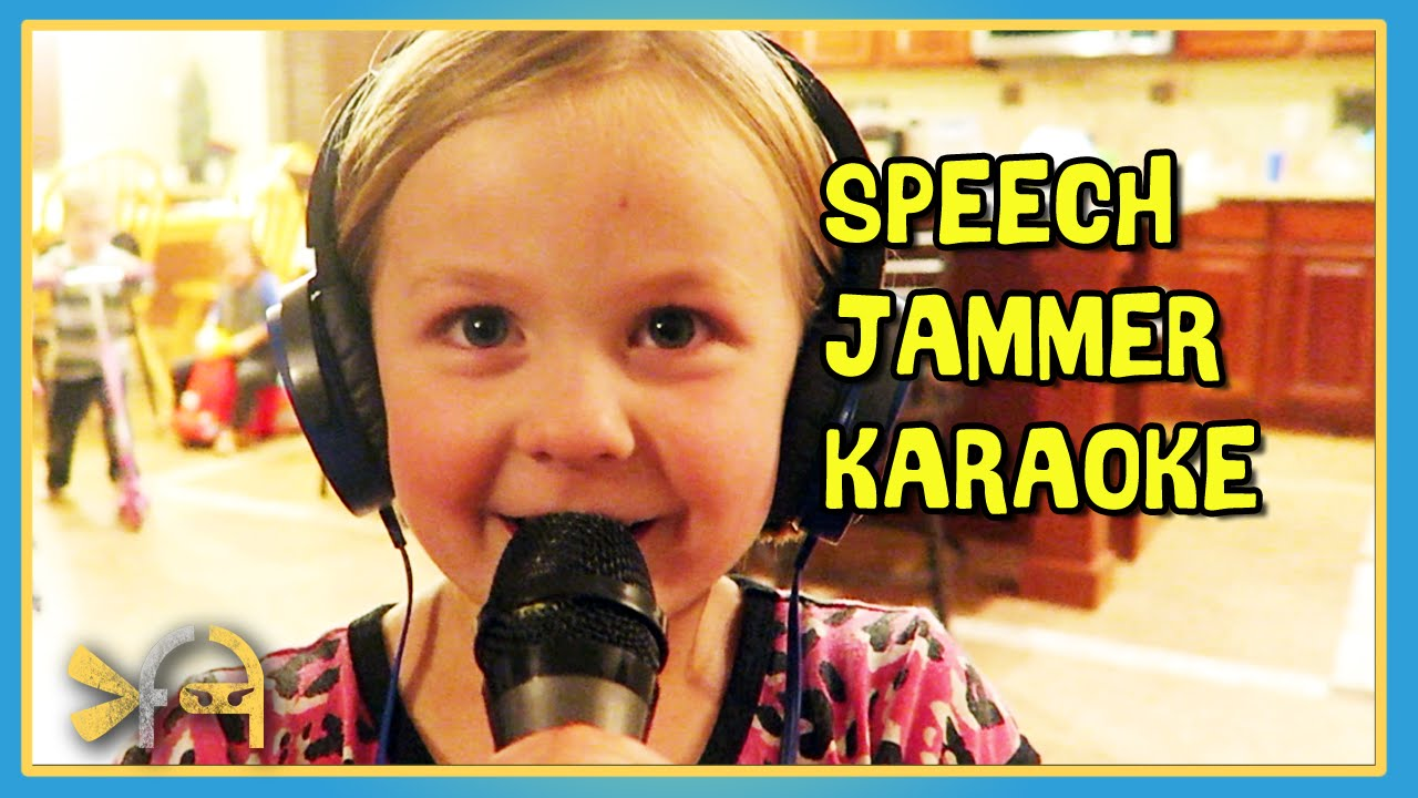 Speech Jammer Karaoke